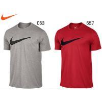 ナイキ NIKE メンズ DRI-FIT レジェンド メッシュ スウッシュ S/S Tシャツ スポーツ トレーニング 半袖 Tシャツ アウトレット セール