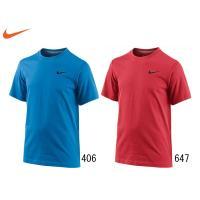ナイキ NIKE ジュニア YTH スモール スウォッシュ Tシャツ スポーツ トレーニング 半袖 Tシャツ アウトレット セール