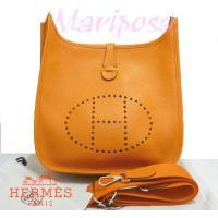 ■品 名■ HERMES EVELYNE エブリンIII29オレンジ  ■品 番■ H056277C...
