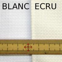 素材:綿 100% 目の大きさ:18カウント(10cmあたり70目)  販売単位:織り巾110cm ...