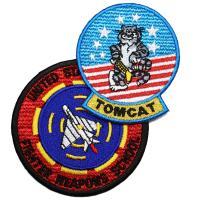アメリカン雑貨ワッペンお任せアソート6枚セット刺繍ワッペンアイロン接着 ■ワッペン接着方法(1)ワッ...