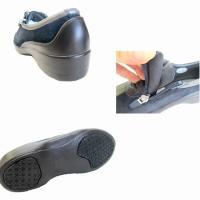 ボン ステップ Bon Step 5564 レディース ファスナー付 ウォーキングシューズ 日本製 仕事靴 通勤靴 幅広 コンフォート