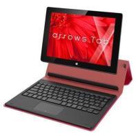 アウトレット わけあり 富士通 PC パソコン タブレット ARROWS Tab QH30/W FARQ30WRJ Windows10 2in1 10.1型液晶 Atom 64GB 箱潰れ