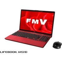 メーカー:富士通 FMV 型番:FMVA53B3RZ モデル名:LIFEBOOK AH53/B3 カ...