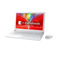 メーカー:富士通 FMV 型番:PT45EWS-SJB3 モデル名:dynabook T45/EWS...