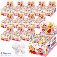【送料無料】<くまのプーさん>いちごチョコマシュマロ(個包装・30個小箱入り)1ケース(12箱)