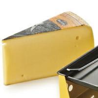 ■説明 香り高い山のチーズで、ラクレットキットでチーズを溶かしてジャガイモやソーセージなどに絡めてお...