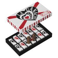 ■説明 ココアクランチを加えたなめらかなチョコレートを、ベルギー産の上質なチョコレートで包み込み、さ...