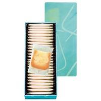 """■説明 """"折り畳んだ紙片""""という意味の""""Billet""""。スライスアーモンドをのせてサクッと焼き上げ生..."""