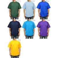 大きいサイズ メンズ (プロクラブ) PRO CLUB ヘビーウエイト 無地 半袖 Tシャツ