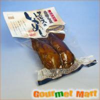 イカの街、函館名産のイカを使った郷土料理『いかめし』  新鮮なスルメイカをふっくら柔らかく茹で上げ、...