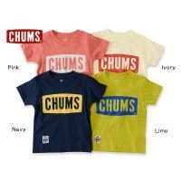 チャムスといえばこれ!!!ド定番の半袖Tシャツがキッズサイズになって入荷しました♪薄く柔らかい素材な...