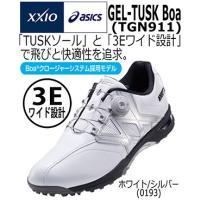 『アシックス GEL-TUSK BOA スパイクレスシューズ 日本正規品 (TGN911)』【XXI...