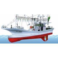 ■メーカー名:アオシマ ■漁船模型組立キット ■ありきたりのスケールモデルに物足りなさを感じている諸...