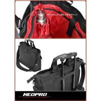 ネオプロ レッド トート ビジネス PC収納 通勤 2-031 NEOPRO RED