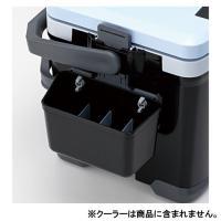 シマノ(SHIMANO)  ツール、小物、飲み物のチョイ置きに便利なポケット。