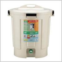 生ごみや庭の雑草、枯葉などを醗酵促進剤(ボカシ)を利用し「堆肥」を作る処理容器です。  【商品詳細】...