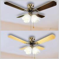 空気を循環させて冷暖房の効率をアップ 部屋を明るく照らすシーリングと冷暖房効率をアップさせるファンが...