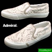 商品概要■ ADMIRAL SALTDEAN  #1504-010349 White/Gray/La...