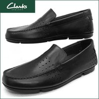 ■商品概要■ Clarks Trimocc Sun  #26115301 Black Leather...