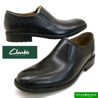 ■商品概要■ Clarks Truxton Step #26119710 Black Leather...