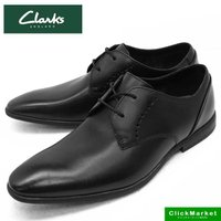 ■商品概要■ Clarks Bampton Lace #26119795 Black Leather...