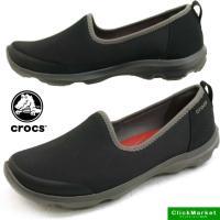 ■商品概要■ crocs busy day stretch skimmer クロックス ビジーデイ ...