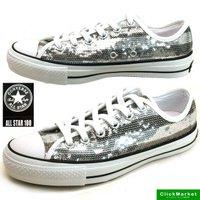 ■商品概要■ CONVERSE ALL STAR 100 SPANGLE USF OX コンバース ...