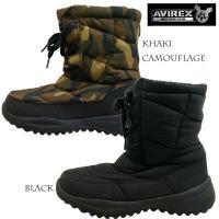■商品概要■ AVIREX SABRE 防寒ブーツ アヴィレックス セイバー スノーブーツ 3455...