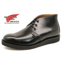 レッドウイング #9196 ポストマンブーツ ブラック Dワイズ 天然皮革・ハンドメイド RED W...