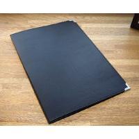 商品名   メニューファイル ソフトレザー A4黒   商品番号  MF-1BK  材質    合成...