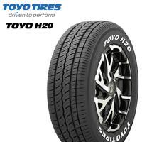 ■トーヨー TOYO H20 195/80R15 107/105L  ・青い保護剤が塗られてます。ハ...