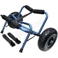 カヤック/カヌーカート フラットフリータイヤ タイヤサイズ:直径約250mm×厚み約80mm シャフ...