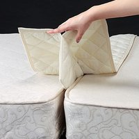 京都西川 ベッドの隙間を埋める 隙間パッド すきまスペーサー すきまパッド