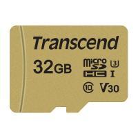 トランセンド(Transcend) 32GB UHS-I U3 microSDHCカード MLC TS32GUSD500S