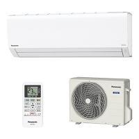 パナソニック ルームエアコン インバーター冷暖房除湿タイプ 6畳用 CS-228CF W [CS228CF] 単相100V Panasonic