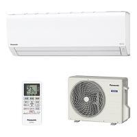 パナソニック ルームエアコン インバーター冷暖房除湿タイプ 10畳用 CS-288CF W [CS288CF] 単相100V Panasonic