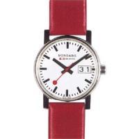 【送料無料】モンディーン エヴォ ビッグデイト 日常生活 3気圧防水 レディース アナログ 腕時計 ...