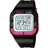 【送料無料】カシオ スポーツウォッチ 5気圧防水 レディース デジタル 腕時計(SD11FBP-20...