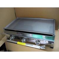 業務用の卓上型 プレス鉄板焼 TS-60型 新品です。  外形寸法は、横幅610 x 奥行360 x...