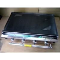 業務用の卓上型 プレス鉄板焼 TS-75型 新品です。 外形寸法は、横幅765 x 奥行465 x ...