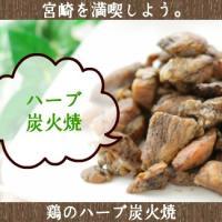 手軽に宮崎を満喫してみませんか?  鶏の炭火焼は宮崎でも非常に人気の高い宮崎グルメです。 新鮮な鶏肉...
