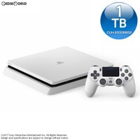 ■タイトル:(本体)プレイステーション4 PlayStation4 1TB グレイシャー・ホワイト(...
