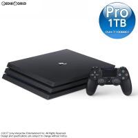 ■タイトル:(本体)プレイステーション4 プロ PlayStation4 Pro ジェット・ブラック...