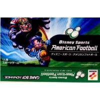 ■タイトル:ディズニー スポーツ:アメリカン フットボール(Disney Sports:Americ...