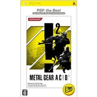 ■タイトル:METAL GEAR AC!D 2(メタルギア アシッド2) PSP the Best(...