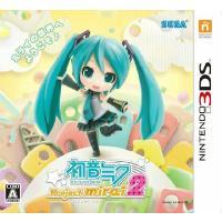 『中古即納』{3DS}初音ミク Project mirai 2 (ミライ2)通常版(20131128)