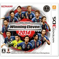 ■タイトル:ワールドサッカー ウイニングイレブン 2014 ■機種:ニンテンドー3DSソフト(Nin...