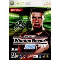 ■タイトル:ワールドサッカーウイニングイレブン2008 ■機種:Xbox360 ■発売日: ■コメン...