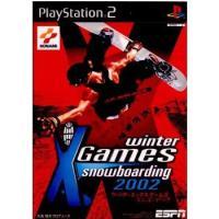 ■タイトル:ESPN winter Xgames Snowboarding 2002(ウィンターエッ...